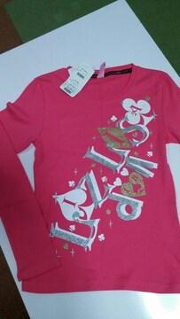 ワケ�巨V品タグ付き・LIZ LISA doll 長袖Tシャツ・Fサイズ