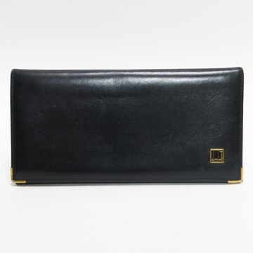 dunhillダンヒル 二つ折り長財布 レザー 黒 良品 正規品