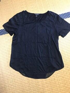 美品 バナナリパブリック Tシャツ カットソー レディース  S