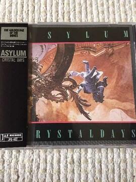 ASYLUM アサイラム  CRYSTAL DAYS