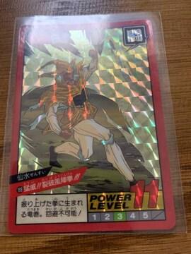 カードダス 仙水 カードNo.199