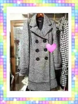 ★CECIL Mc BEE★超カワ★ツイードコート★