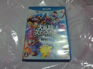 【Wii U】大乱闘スマッシュブラザーズ for Wii U