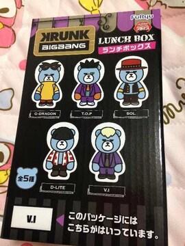 【V.I】スンリ KRUNK x BIG BANG ランチボックス