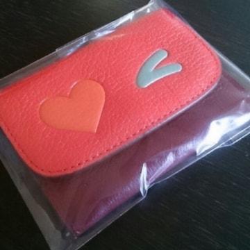 新品 COACH カード入れ (送料込)