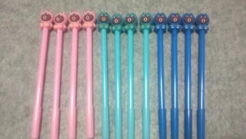ラインフレンズボールペン12本セット