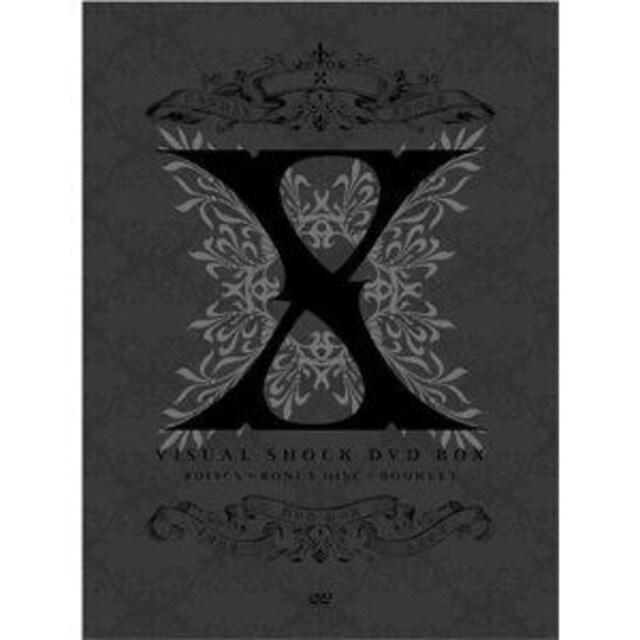 ■DVD『X VISUAL SHOCK DVD-BOX 1989-1992』ヒデ ヨシキ  < タレントグッズの