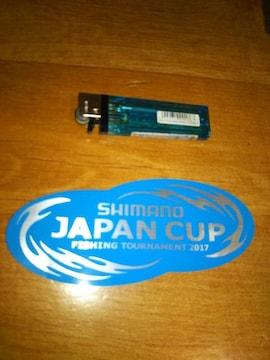 ★シマノ SHImano JAPNCUP ジャパンカップ 新品  ステッカー★