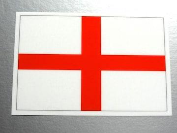 ■イングランド国旗ステッカー2枚set!シール イギリス☆即買