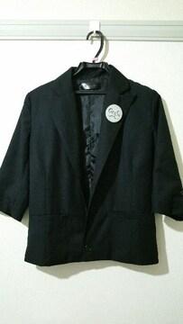 GRASUM☆七分丈テーラードジャケット☆サロン系