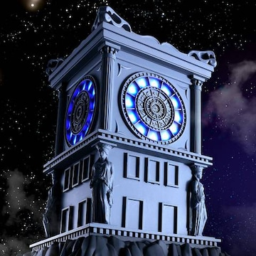 限定 聖闘士聖衣神話 聖域の火時計