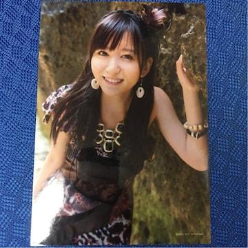 SKE48 大場美奈 美しい稲妻 生写真 AKB48