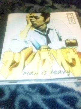 CD 怒髪天 マン・イズ・ヘヴィ