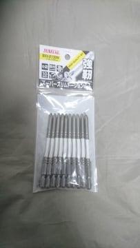 新品:SUNFLAG:スーパースリムトーションビット+2×100�o(10本組)