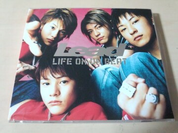 Lead CD「LIFE ON DA BEAT」リード●
