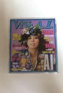 AI★『VIVA A.I.』初回限定盤 CD+DVD