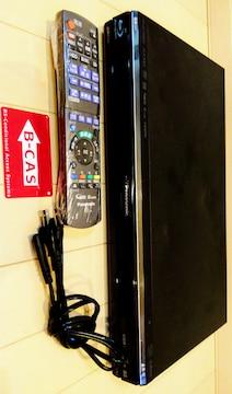 Panasonic パナソニック DMR-BW570 2チューナー2番組W録画2TB換装ケーブル取説