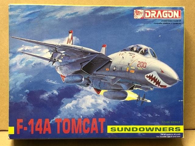 1/144 DRAGON F-14A TOMCAT SUNDOWNERS 4505  < ホビーの