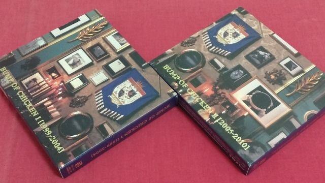 【送料無料】BUMP OF CHICKEN(BEST)初回盤CD2枚セット  < タレントグッズの