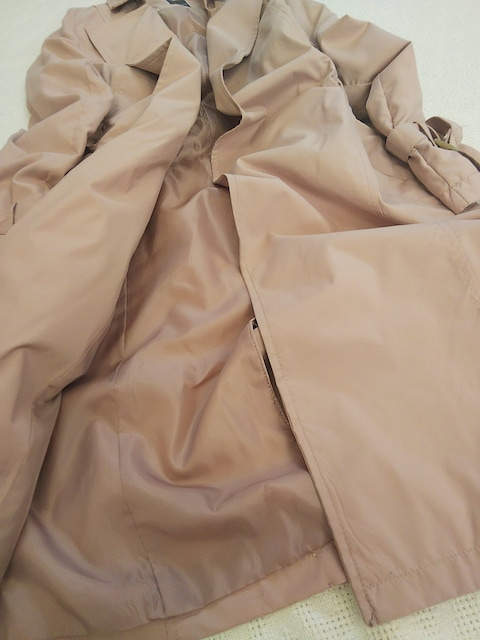 PRIMARK/羽織るだけのスプリングトレンチコート/未使用品