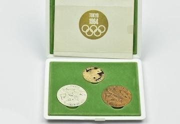 1964 東京オリンピック 記念メダル 750 18金ゴールド