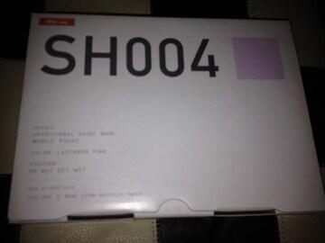 SH004 付属品