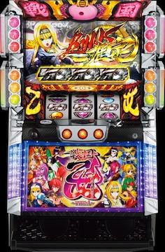 実機 戦国乙女〜Type−A〜/D5◆コイン不要機付◆