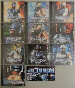 中古 ビデオCD ROBOCOP(ロボコップ) THE SERIES TVシリーズ全10巻