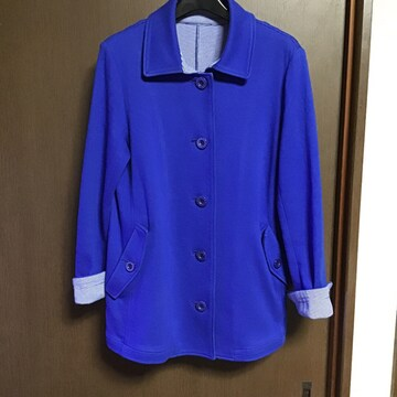 日本製ブルーカラージャケット