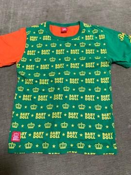 美品 BABYDOLL Tシャツ 140