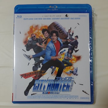 シティーハンター Blu-ray