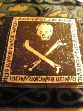 ランシド 日本盤CD RANCID V