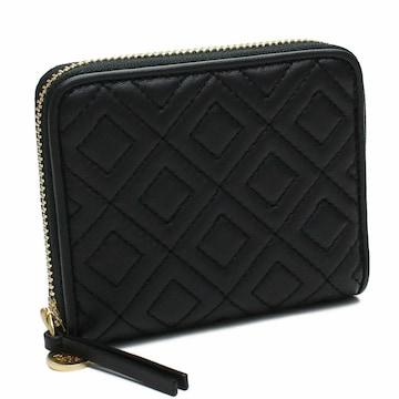 トリーバーチ財布 43558 001 BLACK ブラック レディース