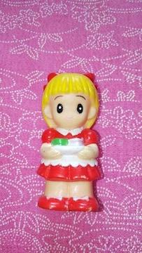 レトロ姫ちゃんのリボン姫ちゃんソフビ人形フィギュア