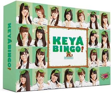■DVD『KEYABINGO!  DVD-BOX』欅坂46平手友梨奈長濱ねる