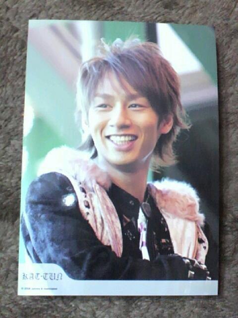 KAT-TUN☆中丸雄一 LIPS*2008年時期*web限定 < タレントグッズの