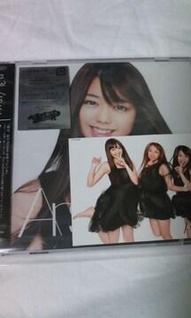 AKB48 no3b 「Answer」CD+DVD 峯岸みなみver.新品 トレカ付き