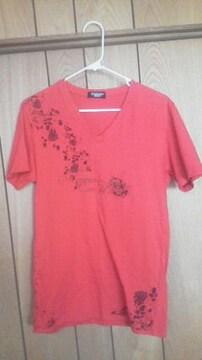 トルネードマート薔薇半袖カットソー フーガ