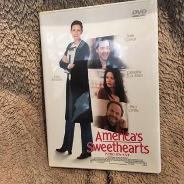 アメリカンスィートハート DVD