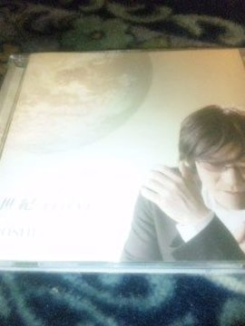CD TOSHI(X-JAPAN) 世紀JIDAI 帯あり