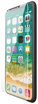 ★ELECOM iPhoneX フイルム ガラス ブルーライトカット 0.33mm