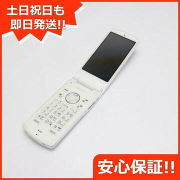 ●安心保証●良品中古●N-01F ホワイト●白ロム