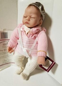 Tiny Miracle  Emmy  小さなリボーンドール  リアル赤ちゃん人形
