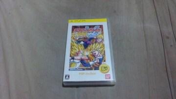 【PSP】ドラゴンボール タッグバーサス VS