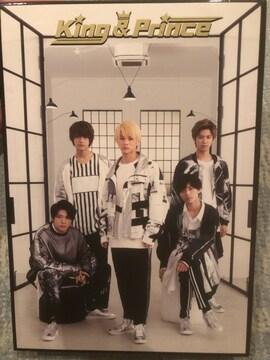 激レア!☆king&Prince/king&Prince☆初回限定盤A/CD+BD☆美品☆