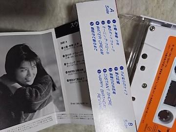 カセットテープ 野田幹子 '87/8 スウィートナッシングス 全10曲 太陽 神様 少年