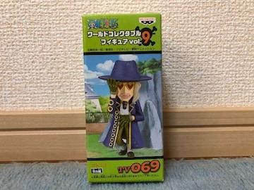 ワンピース コレクタブルフィギュア vol.9 TV069 ジャンゴ