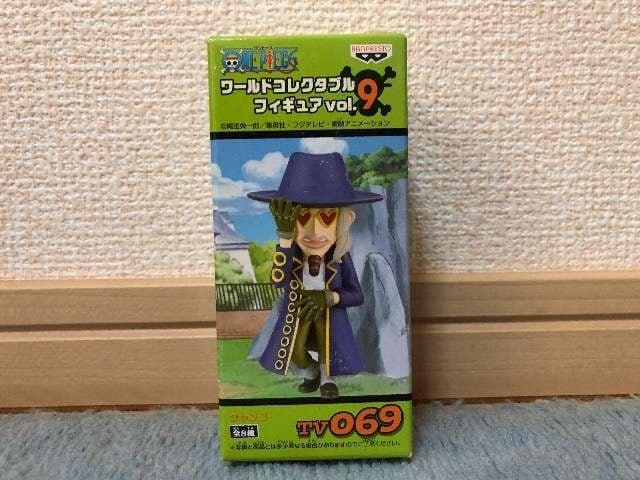 ワンピース コレクタブルフィギュア vol.9 TV069 ジャンゴ  < アニメ/コミック/キャラクターの