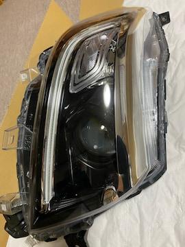 スズキ スペーシアカスタム 右ヘッドライト MK53S 美品中古