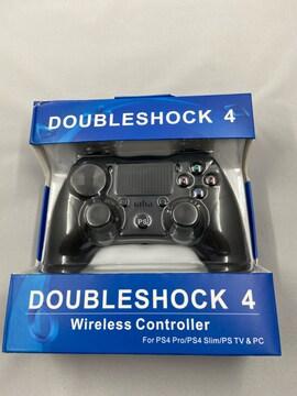 PS4 ワイヤレスコントローラー ブラック DOUBLESHOCK4